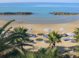 Hotel Sul Mare Al Gabbiano, hotell i Scoglitti