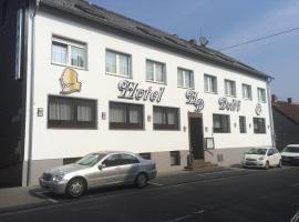 Dolfi Hotel & Restaurant, hotel Sulzbachban