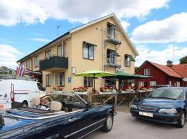 Orrefors hotell & restaurang, hotell i Orrefors