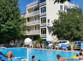 Mondial Park Hotel, hotel in Fiuggi