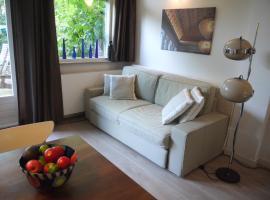 Parra-Dise, apartment in The Hague