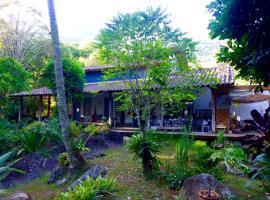Pousada Casa Grande, guest house in Abraão