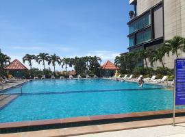 Blue Ocean Suite, hotel near Central Festival Pattaya Beach, Pattaya