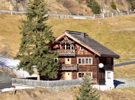 Haus Freistabl, villa in Sölden