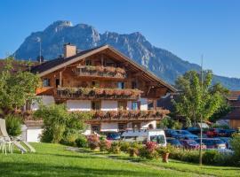 Ferienhotel Helmer, Hotel in der Nähe von: Schloss Neuschwanstein, Schwangau