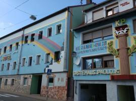 Regenbogen Hotel, hotel Friedrichsthalban