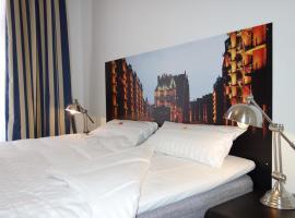 Ferienapartments Mitten im Herzen von Ottensen, appartamento ad Amburgo