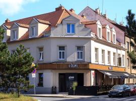 Penzion U Čejpu, hotel v Praze