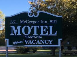 McGregor Inn Motel, budget hotel in Saratoga Springs