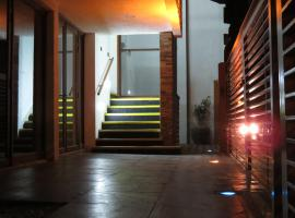 Apart Hotel Uman, apartment in Concepción