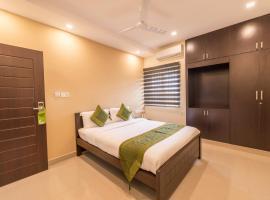 Treebo Trend Adin Residence, hotel perto de Aeroporto Internacional de Chennai - MAA, Chennai