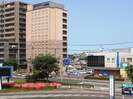 Life Inn Tsuchiura Station East, hotel near Ibaraki Airport - IBR, Tsuchiura