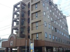 Hotel Crown Hills Nakamura, hotel in Shimanto