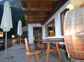 Apartment Antholzersee, hotel in Anterselva di Mezzo