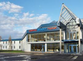 Petro Sport Hotel, golf hotel in Saint Petersburg