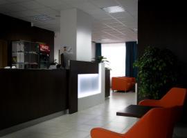 Sport-Relax Centrum Bors Club, hotel in Břeclav