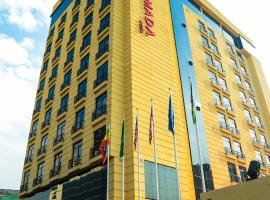 Ramada Addis, Addis Ababa, hotel in Addis Ababa