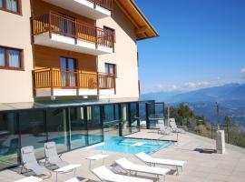 Hotel Monte Bondone, hotel in Vaneze