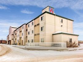 Motel 6-Stony Plain, AB, hotel em Stony Plain