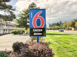 Motel 6-Everett, WA - North, hotel v destinaci Everett