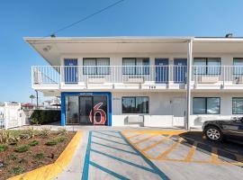 Motel 6-Mcallen, TX, hotel en McAllen