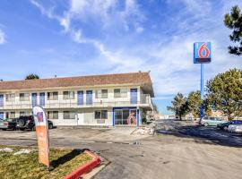 Motel 6-Fort Collins, CO, hotel in Fort Collins