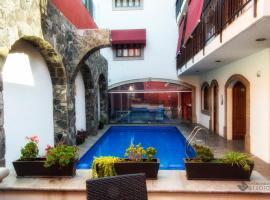 Hotel San Xavier, hotel en Querétaro