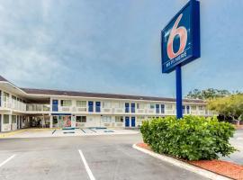 Motel 6-Venice, FL, hotel in Venice
