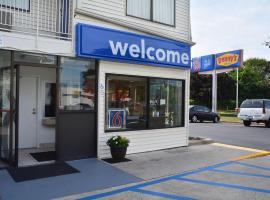 Motel 6-Southington, CT - Hartford – hotel w mieście Southington
