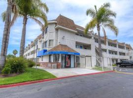 Motel 6-Chula Vista, CA - San Diego, hotel in Chula Vista