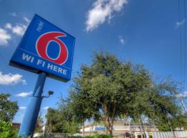 Motel 6-Orlando, FL - Winter Park, hotel near Amway Center, Orlando