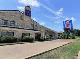 Motel 6 Austin, TX - Central Downtown UT, hotel Austinban