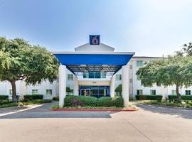 Motel 6-Lewisville, TX - Dallas, hotel in Lewisville