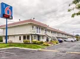 Motel 6-Everett, WA - South, hotel near Snohomish County Airport - PAE,