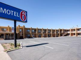 Motel 6-Santa Fe, NM - Downtown, hotel in Santa Fe