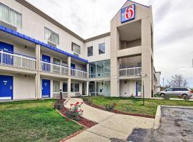 Motel 6-Columbus, OH - West, motel in Columbus