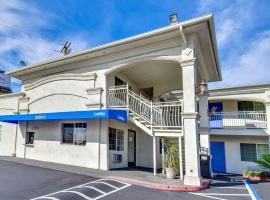 Motel 6 Garden Grove, hotel ad Anaheim