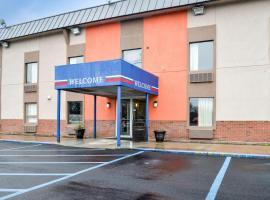 Motel 6-Toledo, OH, hotel v destinaci Maumee