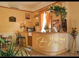 Hotel Eros, hotel in Lido di Camaiore