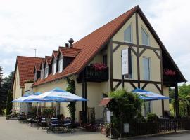 Eisenberger Hof, Hotel in der Nähe von: Barockschloss und Fasanenschlösschen Moritzburg, Moritzburg