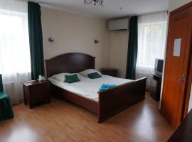 Duets, hotel in Daugavpils