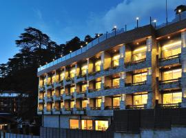 Marina- Shimla First Designer Boutique Hotel, hotel in Shimla