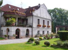 Penzion Padrtův mlýn, hotel in Třebíč