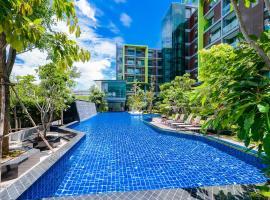 Nice Residence Hotel Huahin, отель в Хуахине, рядом находится Рынок Цикада
