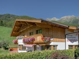 Montanara, serviced apartment in Sölden