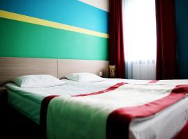 Hotel Folklor – hotel w mieście Międzyrzec Podlaski