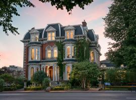 The Mansion on Delaware Avenue, boutique hotel in Buffalo
