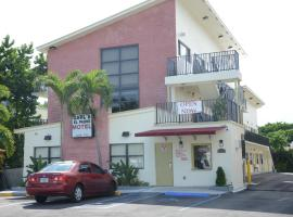 Carl's El Padre Motel, motel in Miami