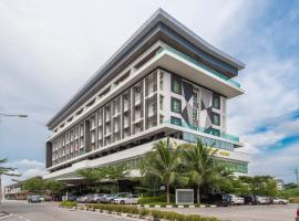 Marvelux Hotel, boutique hotel in Malacca