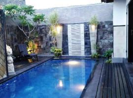 De Cubu, hotel in Denpasar